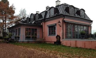 Malning av Hus, Waxholm 3