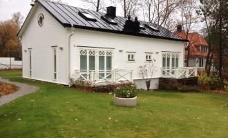 Malning av Hus, Waxholm 5